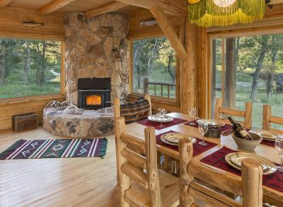 Williams Fork River Cabin