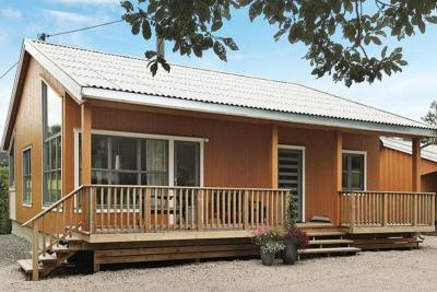 Three-Bedroom Holiday home in Kolvereid