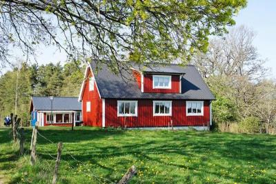 Three-Bedroom Holiday home in Knäred