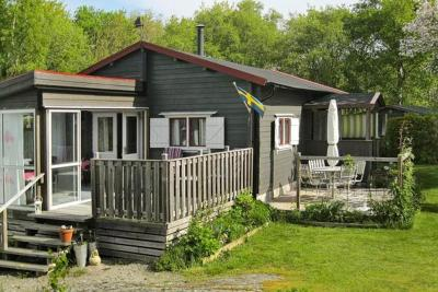 Two-Bedroom Holiday home in Ellös 1