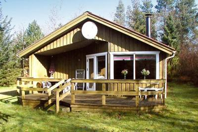 Three-Bedroom Holiday home in Toftlund 10