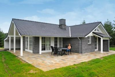 Three-Bedroom Holiday home in Toftlund 12