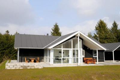 Two-Bedroom Holiday home in Silkeborg 4