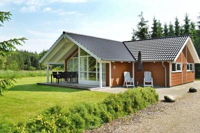 Three-Bedroom Holiday home in Toftlund 16