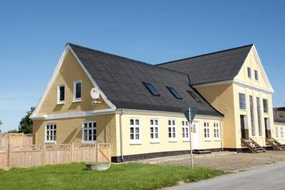 Three-Bedroom Holiday home in Bindslev 6