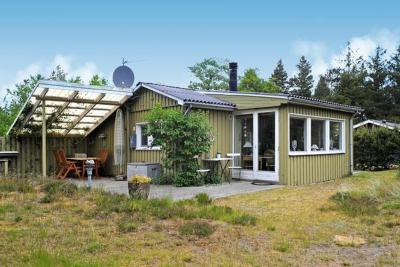 Two-Bedroom Holiday home in Rømø 14
