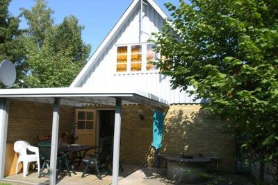 Three-Bedroom Holiday home in Stege 12