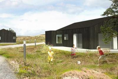 Three-Bedroom Holiday home in Rømø 48