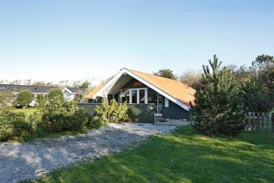 Three-Bedroom Holiday home in Vestervig 13
