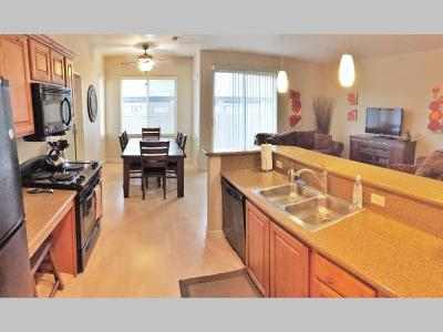 Downtown Condo Near Convention Center Disability Access by Wasatch Vacation Homes
