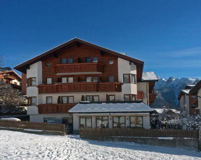 Hotel Garni Hubertus Serfaus