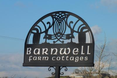 Barnwell Farm Cottages Corn cottage