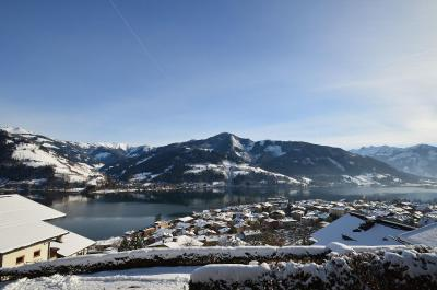 Lakeview holiday apartment Zell am See