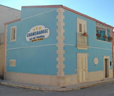 Carmenangel bed and breakfast