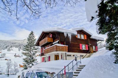 Apartment Obem Doregade 3.5 - GriwaRent AG Grindelwald