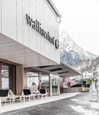 Walliserhof Brand
