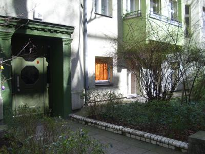 Literatur Apartment Friedenau