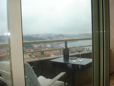 Apartment with stunning view over the river Douro