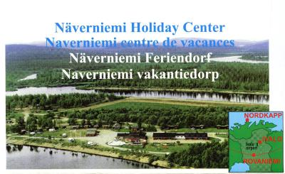 Näverniemi Holiday Center
