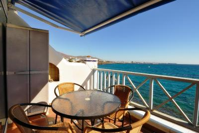 Apartamento Erizo sea views