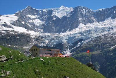 Berghaus Bäregg Grindelwald