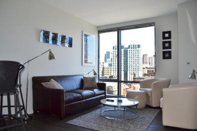 South End Luxury Apartment by SpareSuite