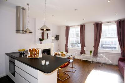 Short Lets in London - West Hampstead