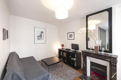 Batignolles - Davy Apartment