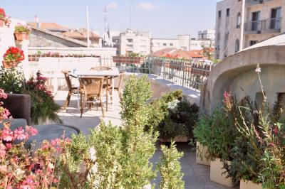 The Jerusalem Little Hotel