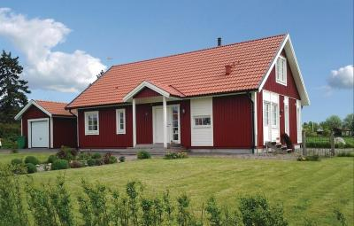 Two-Bedroom Holiday home with Sea View in Mörbylånga