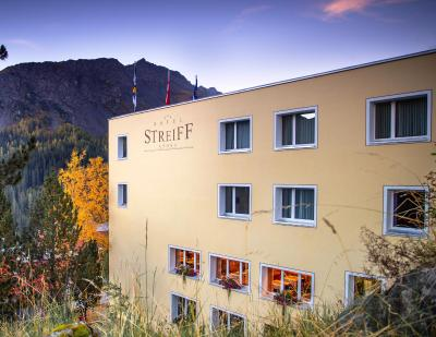 Hotel Streiff Superior Arosa