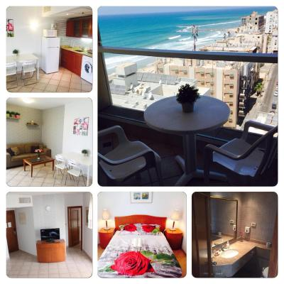 Bat Yam Apartment Near The Sea