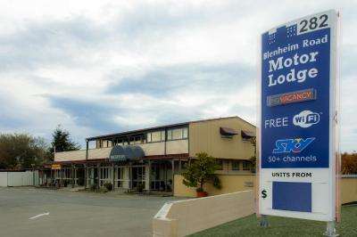 Blenheim Road Motor Lodge