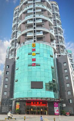 Super 8 Hotel Wuyi Square Branch