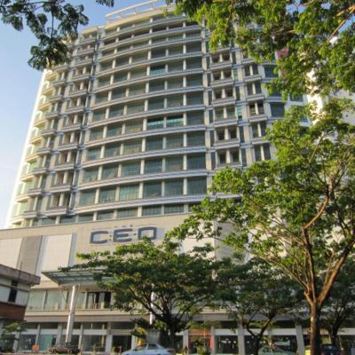 Ideal CEO Soho Office Suites Penang Bukit Jambul