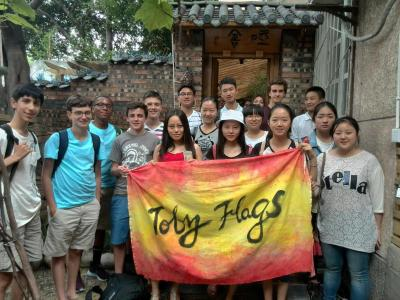 Toby Flags International Youth Hostel