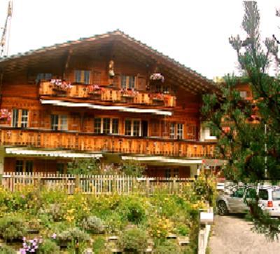 Chalet Alpendohle Grindelwald