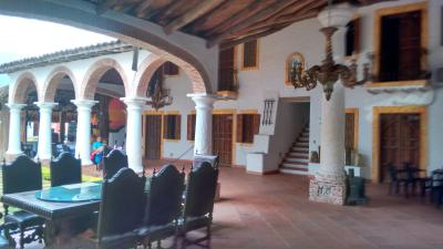 Santa Fe la Antigua Hotel Boutique Restaurante
