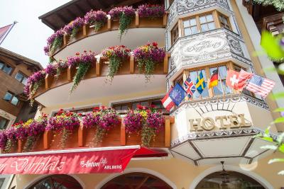 Am Dorfplatz Hotel - Adults only St. Anton am Arlberg