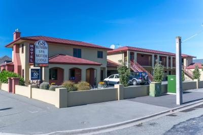 Blenheim Spa Motor Lodge