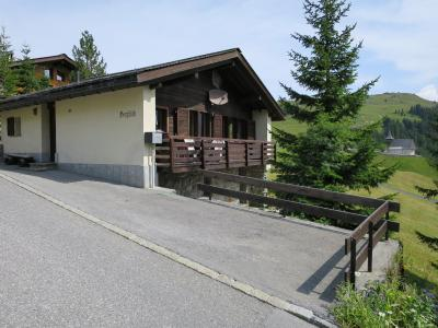 Chalet Bergblick Arosa