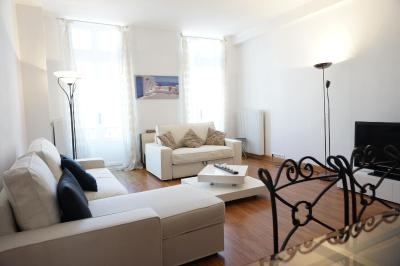 Carré d'Or, 2Bd, Wifi, Aircon