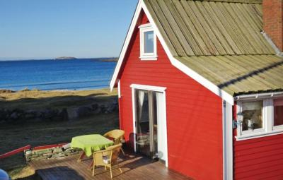 Three-Bedroom Holiday home Randaberg with Sea View 03