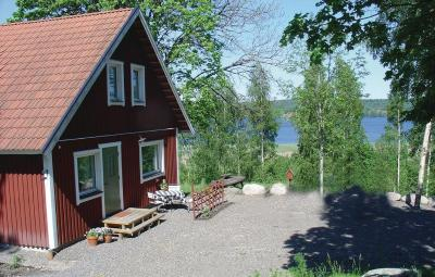 Two-Bedroom Holiday home Degerfors with Sea View 06