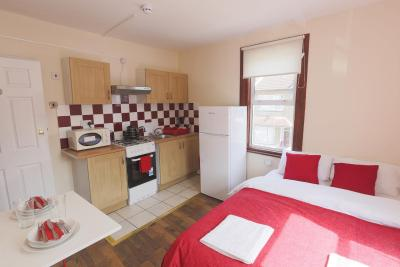 Stratford Station Serviced Studio Apartments