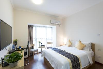Guangzhou Tujia Sweetome Vacation Apartment Pazhou Complex