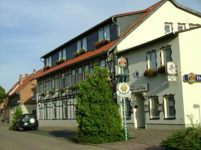 Land-gut-Hotel Warnstedter Krug