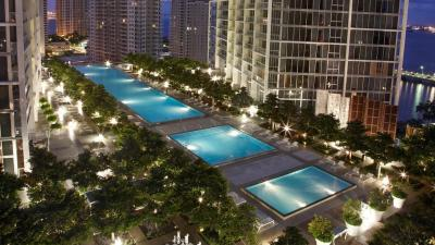 Residences at the Viceroy Miami by Elite City Stays