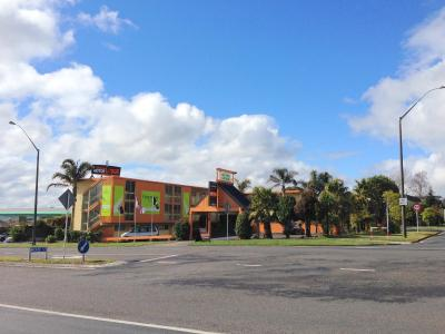 Greenview Hotels (previously Rotorua Motor Lodge)