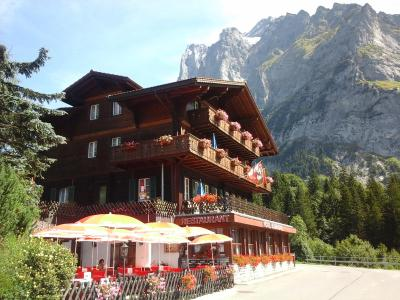 Hotel Blümlisalp Grindelwald